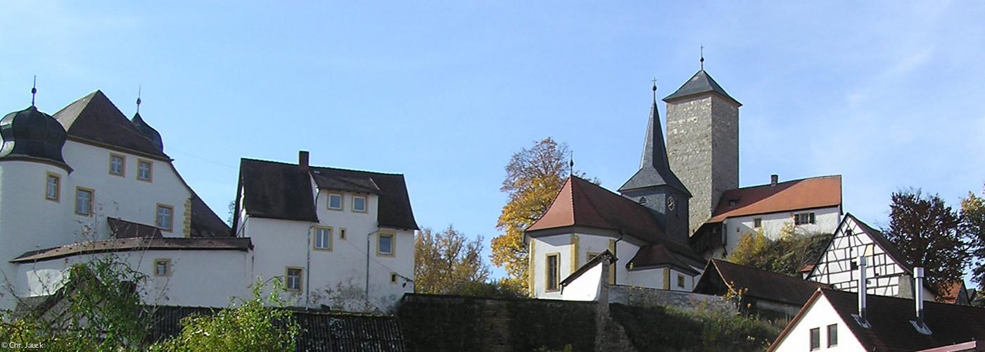 Schloßkirche zu Aufseß
