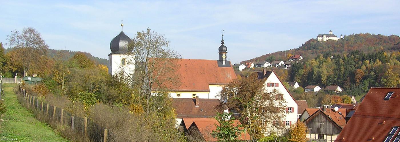 Kirche St. Veit-Michael Heiligenstadt