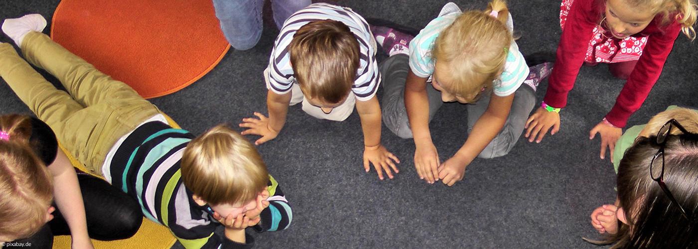 Kindertagesstätten im Dekanatsbezirk Forchheim