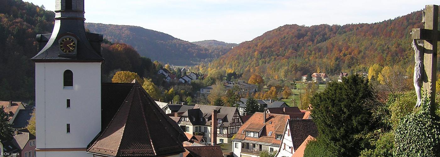St. Laurentiuskirche Muggendorf
