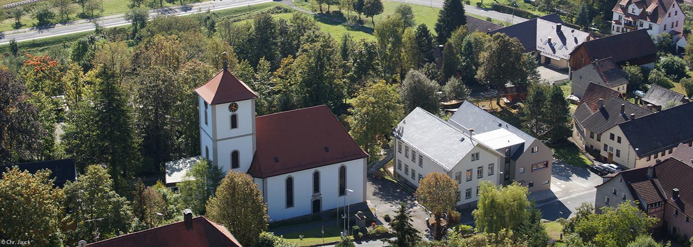 Dreieinigkeitskirche Streitberg
