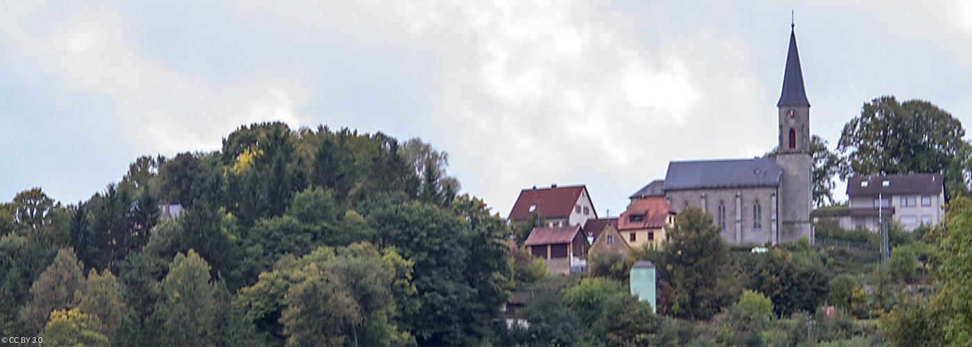 Martinskirche Wünstenstein